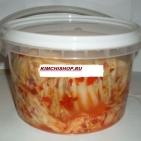 Кимчи (кимчхи) - острая пекинская капуста, квашенная по-корейски (2 кг)